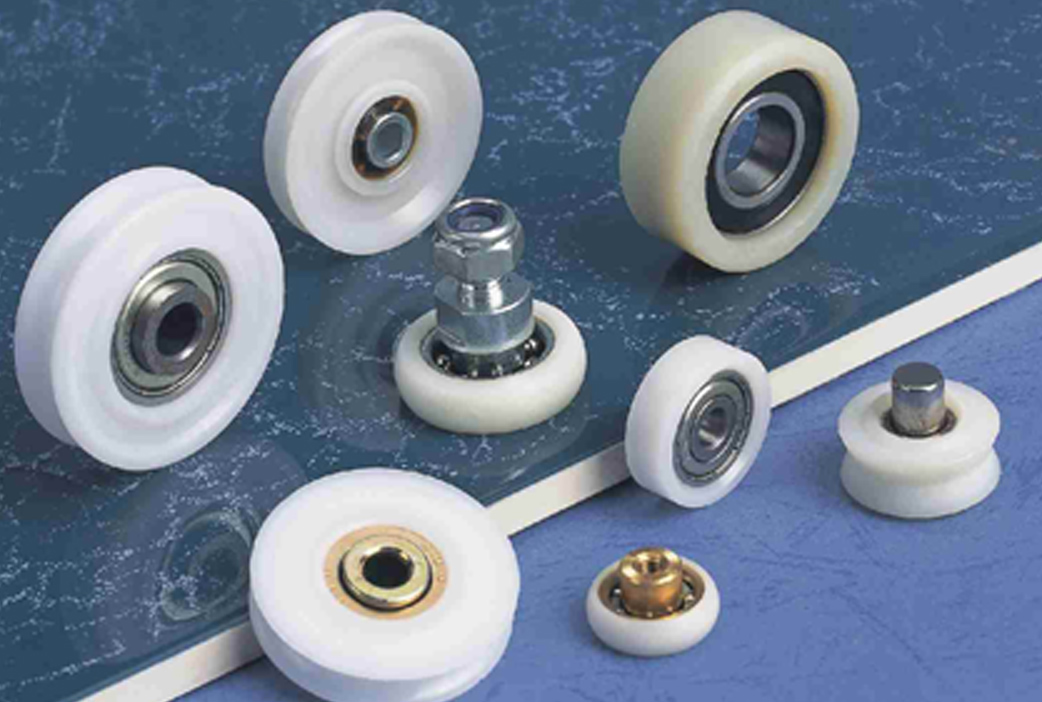 Cixi Jinlin Bearings Co Ltd Bearings Plastic